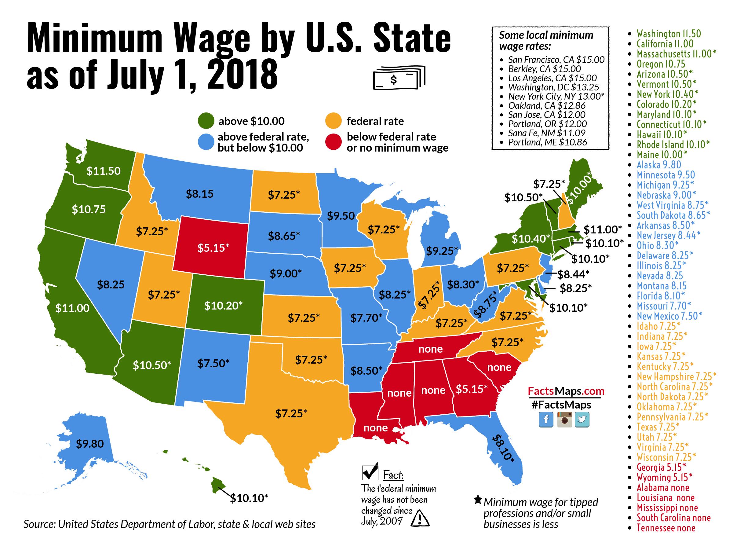 minimum wage   state   july   factsmaps 2400 x 1800 · png